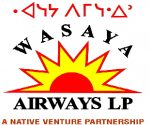 "<font face=""georgia""><font color=""20760B""><strong>Wasaya Airways/Petroleum LP</strong></font></font>"